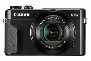 Canon PowerShot G7 X Mark II review pros cons