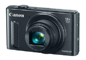 Canon PowerShot SX610 HS review