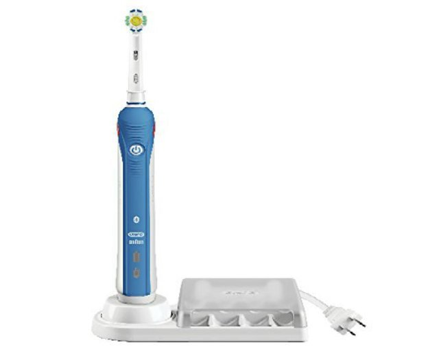 Oral B Pro 3000 Electronic Power Rechargeable Battery Electric Toothbrush reviews