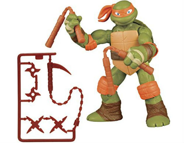 Teenage Mutant Ninja Turtles New Deco Michelangelo Figure