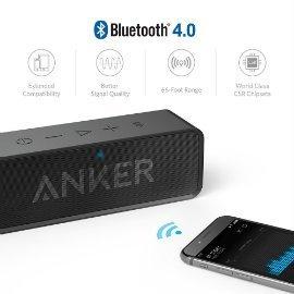 Anker SoundCore Bluetooth Speaker review