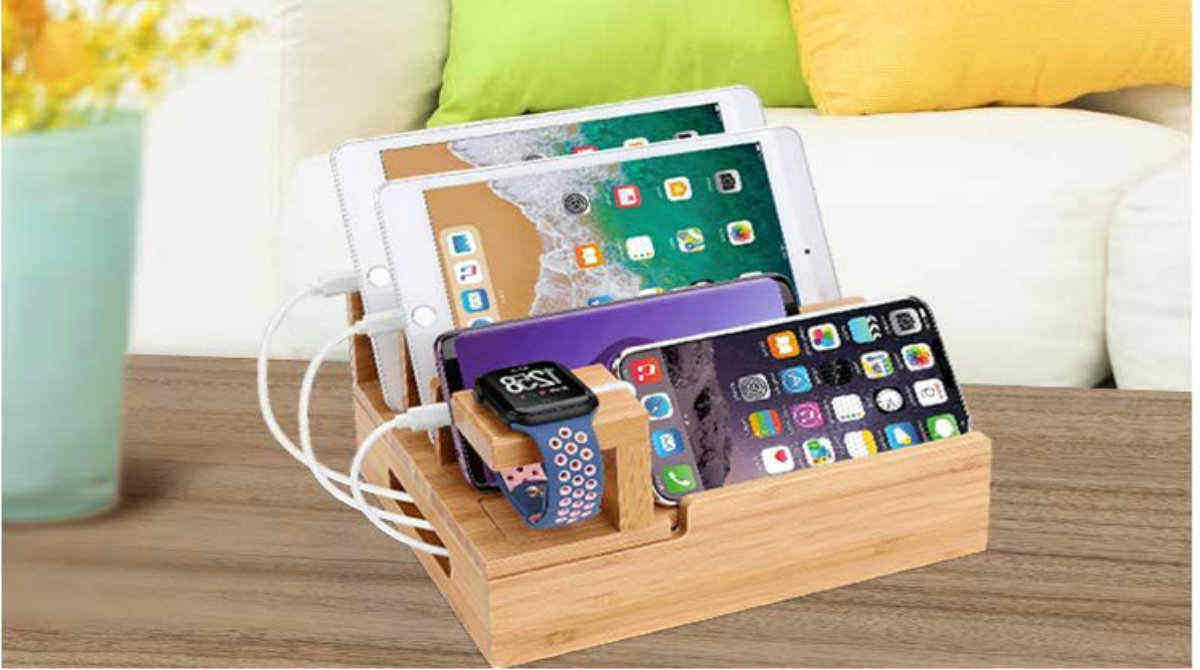 Best Charging Stations For Iphone Wireless And Usb Charging Stands,What Is The Best Color For A Diamond