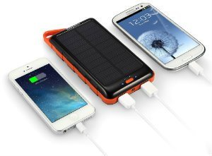 Best mobile phone solar chargers portable