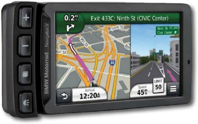 Best motorcycle GPS navigator review