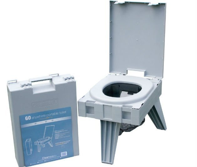 Best portable chemical toilet practical and hygienic