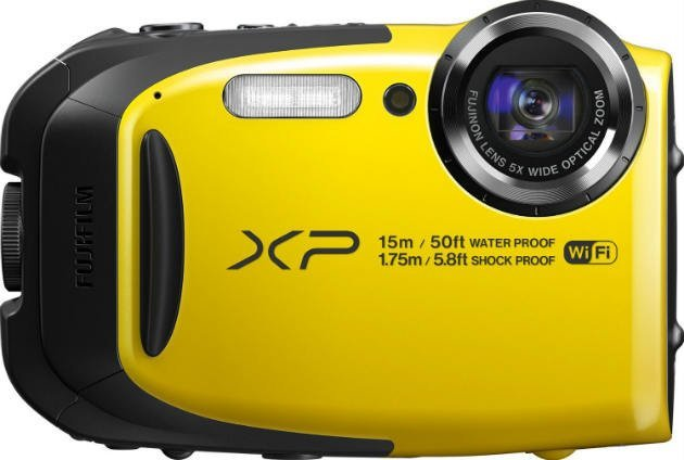 Fujifilm FinePix XP80 Waterproof Digital Camera review