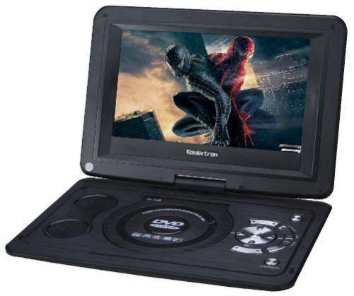 Koolertron Portable DVD Player review