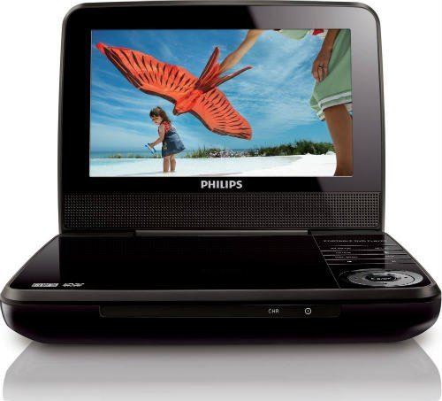 Philips Portable DVD Player review
