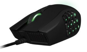 Razer Naga MMO Gaming Mouse review