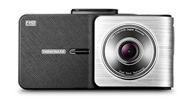 THINKWARE X500D Dashcam with Rear View Camera review