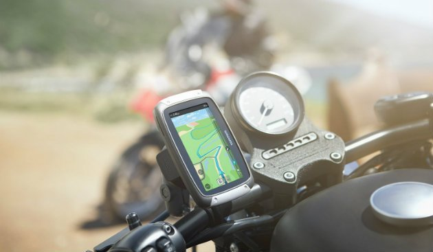 TomTom Rider 400 Portable Motorcyle GPS review