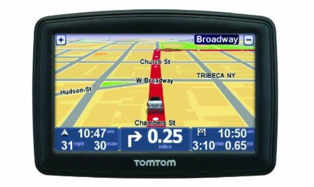 TomTom XL GPS Navigator