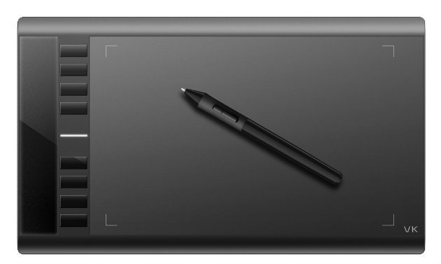 Ugee M708 Art Design Graphics Drawing Tablet review