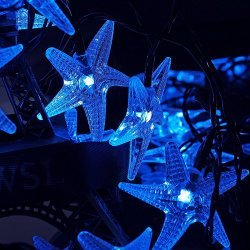 Waterproof Fairy Christmas Lights Decorative Lighting for Gardens