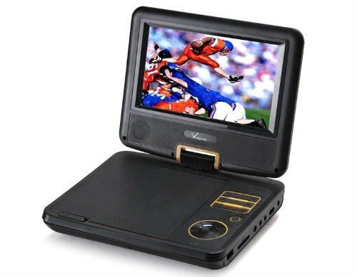 best portable DVD player for toddler car home