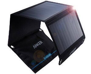 best portable solar charger for smartphone