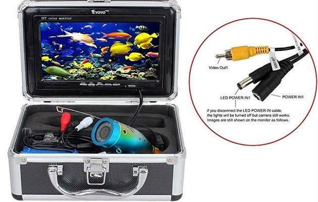 best underwater fishing camera review