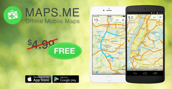 offline mobile maps android google play free