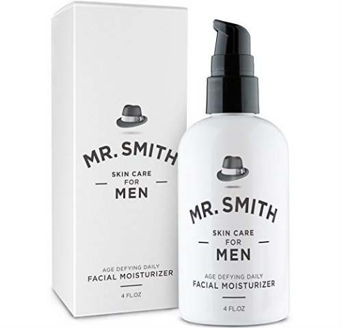 Anti Aging Daily Facial Moisturizer for Men