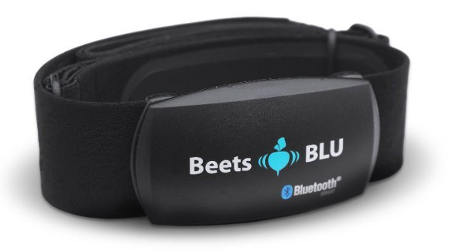 Beets BLU Bluetooth Wireless Heart Rate Monitor