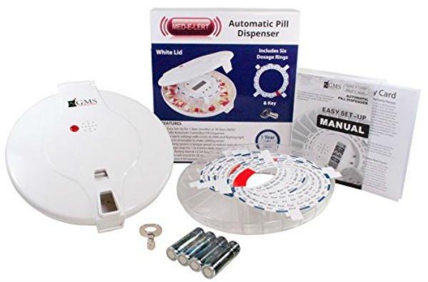 Best electronic medicine dispenser devices