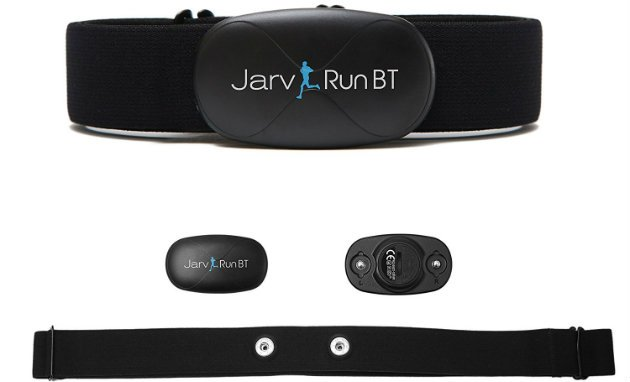 Jarv Bluetooth Wireless Heart Rate Monitor and Sensor