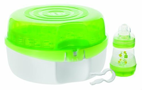 MAM Microwave Bottle Sterilizer review