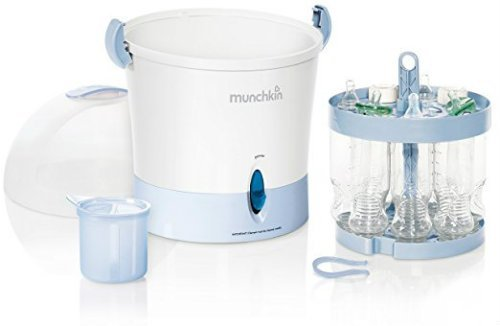 Munchkin Steam Guard Electric Sterilizer review