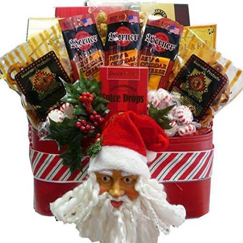 Santa Favorite Christmas Holiday Snacks