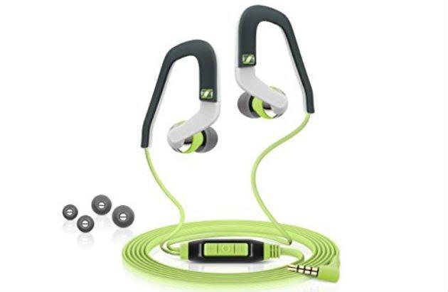 Sennheiser Sports Ear Canal Ear Hook Headset