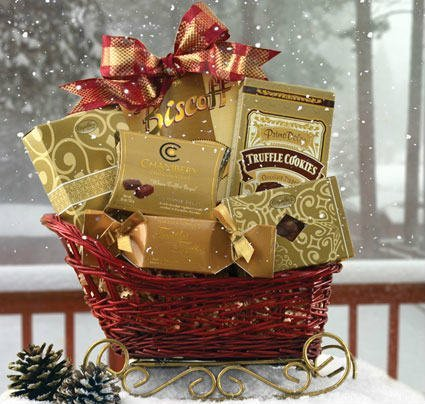 Top Christmas gift baskets at Amazon Best Christmas gift baskets reviews