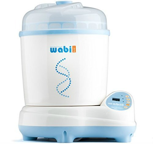 Wabi Baby Electric Steam Sterilizer and Dryer Plus Version review