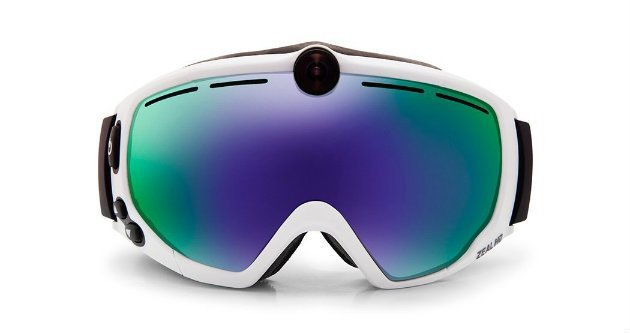 Zeal Optics HD2 Camera Goggles review