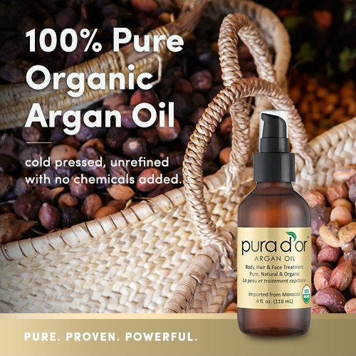 The benefits of argan oil and best products at Amazon