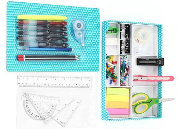 YOMA Office Desk Accessories Organizer Stationery set