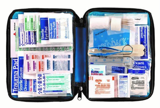 ultralight backpacking first aid kit