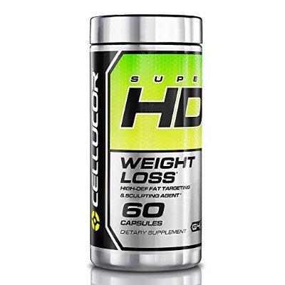 Cellucor Super HD Thermogenic Fat Burner Supplement