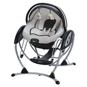 Graco Glider Elite Baby Swing
