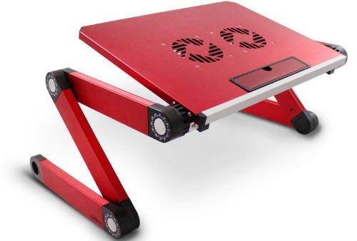 Lavolta Adjustable Vented Laptop Cooler