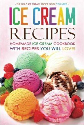 best recipe books on making ice cream