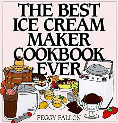 top recipe book to make ice cream home
