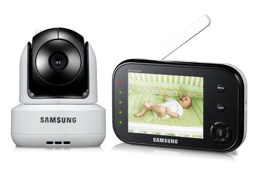 top surveillance camera to monitor baby
