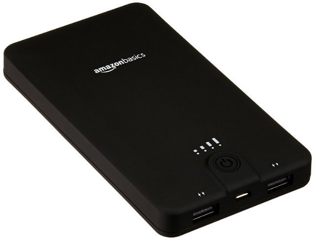 AmazonBasics Portable Power Bank