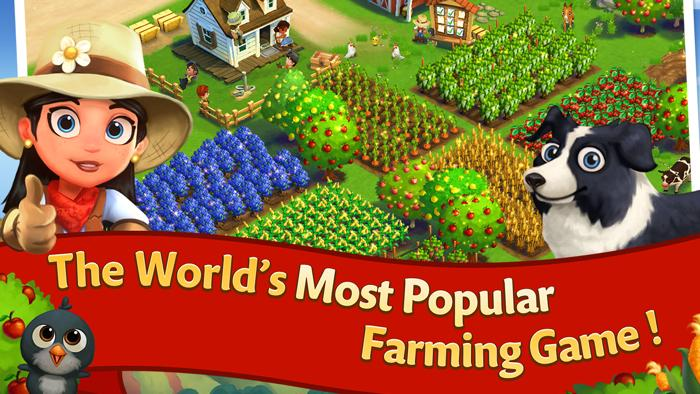 Best farming games for iPhone without internet