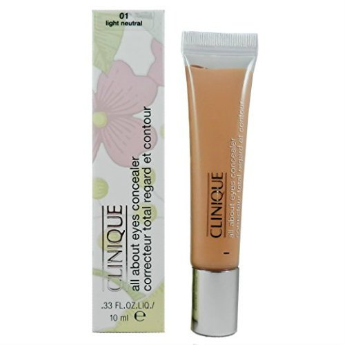 Clinique All About Eyes Concealer Light Neutral for Women