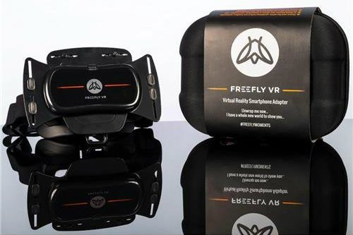 Freefly Mobile Virtual Reality Headset