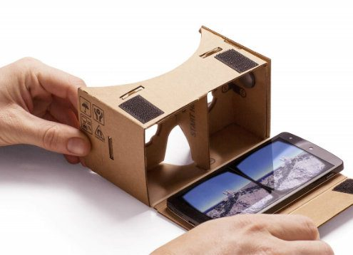 Top 10 best Google Cardboard games Android
