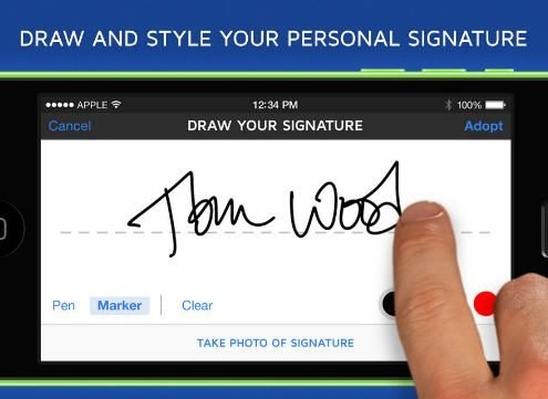 Best electronic signature apps for Android