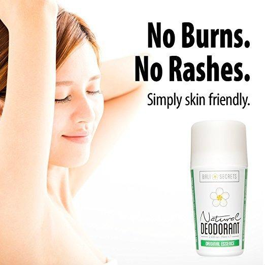 Best natural deodorants for women Amazon UK US