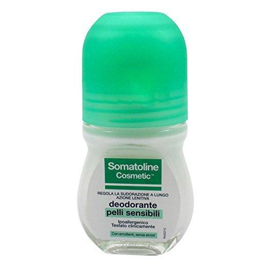 Somatoline Cosmetic Pack Sensitive Skin Deodorants